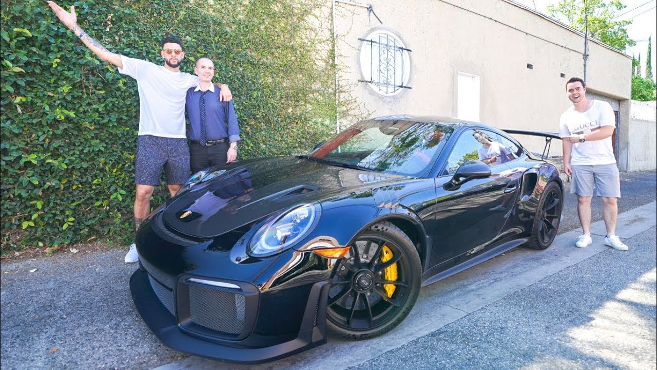 Taking Delivery Of A 2019 Porsche Gt2rs Its Amazing