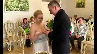 В Рыбинске необычный свадебный бум