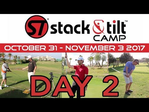 Stack & Tilt Camp Day 2