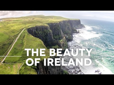 The Beauty Of Ireland – by Drone | WE TRAVEL THE WORLD