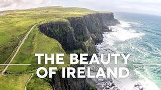 The Beauty Of Ireland – by Drone | Irland Drohnenflug | Ireland Aerial | Drohne Irland