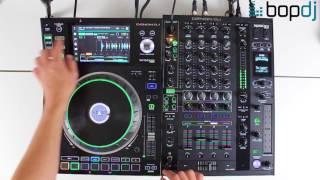ONE-DECK MIXING TUTORIAL on the Denon SC5000 & X1800 Prime | Bop DJ