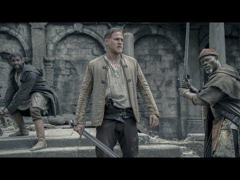 Rey Arturo: La Leyenda de la Excálibur: Trailer final español (HD)