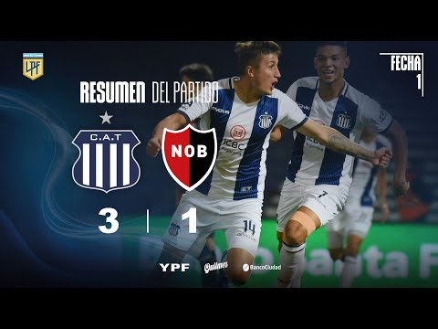 Talleres Cordoba Newell's Old Boys Goals And Highlights
