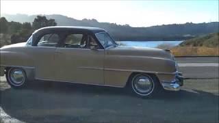 1951 Chrysler Windsor Drive