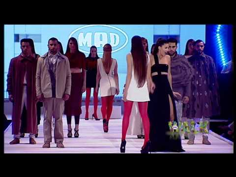 Demy feat Angel Stoxx - Pόδινο Όνειρο | Where is the love (Cyprus Madwalk by Gliss 2015)