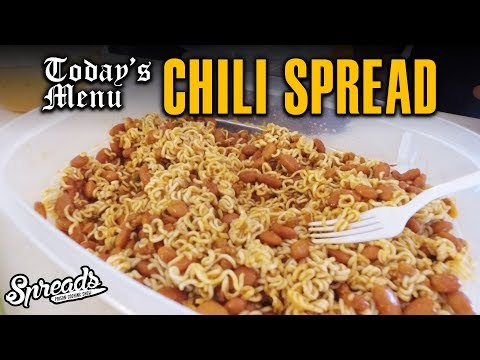 How to make a Prison Chili Spread - Spreads 2.3