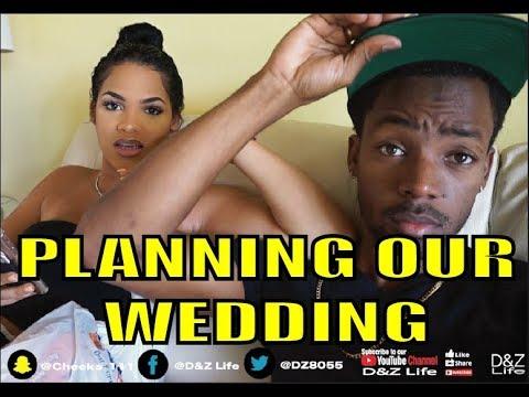 WEDDING PLANNING VLOG #1