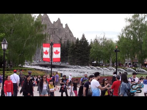 Canada's Wonderland Is Too Dang Crowded: Coaster Vlog #272