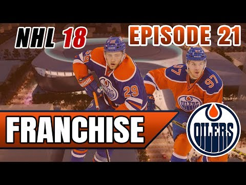 STANLEY CUP FINALS AGAINST THE TAMPA BAY LIGHTNING!! NHL 18 Edmonton Oilers Franchise Mode Eps 21