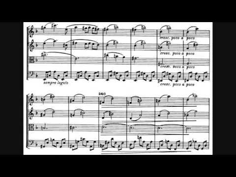 Alexander Borodin  String Quartet No 2