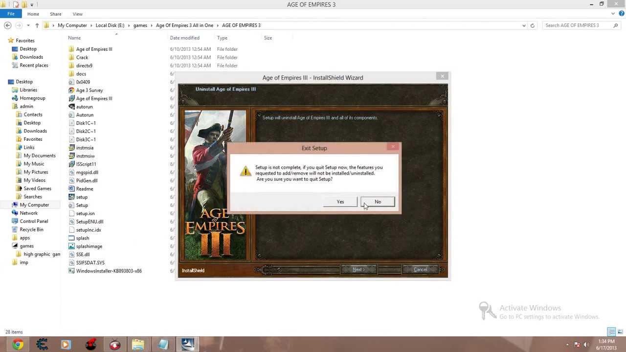 Age Of Empires 3 Warchiefs Crack Torrent