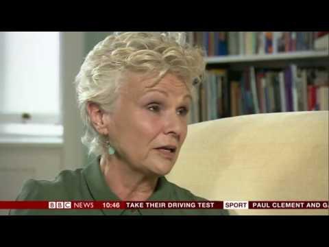 Victoria Derbyshire interviews Julie Walters