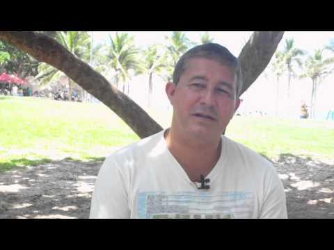 André Auler Produtor de Especiais da TV Manchete