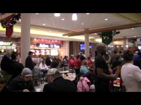 Lexington Singers Flash Mob 12/17/2010
