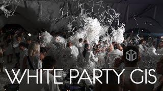 Вечеринка в честь Дня рождения компании Global Intellect Service 'White party'.  Москва 14.07.2017