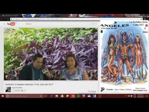 Noticiero 3 Angeles Guerreros Cultura Tradición Y Política Para Una