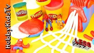 PLAY-DOH Spiderman Play Set with Emmet thumbnail