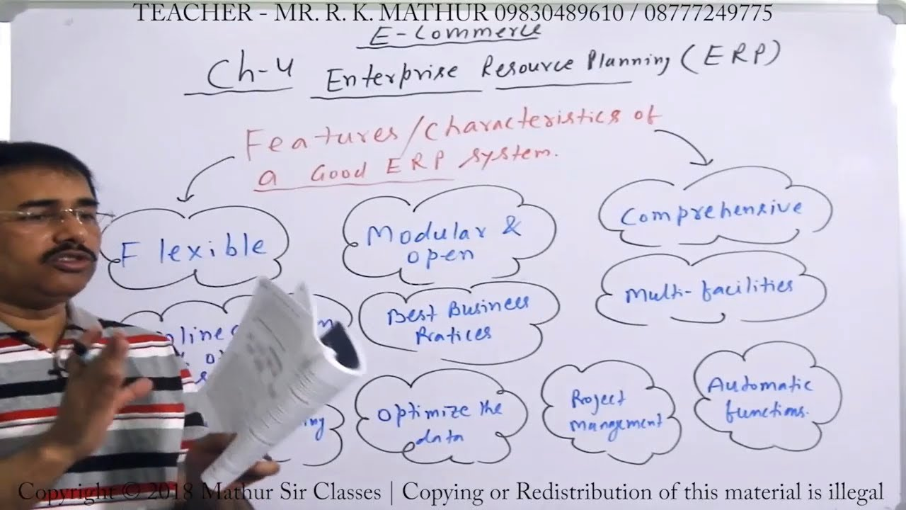 Download Definition of Enterprise Resource Planning and Features of Enterprise Resource Planning