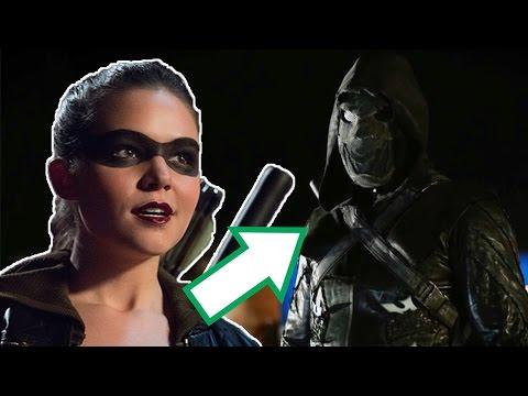 Prometheus is Artemis' Father? - Arrow Season 5