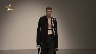 D.GNAK London Fashion Week Men's Fall/Winter 2018-19