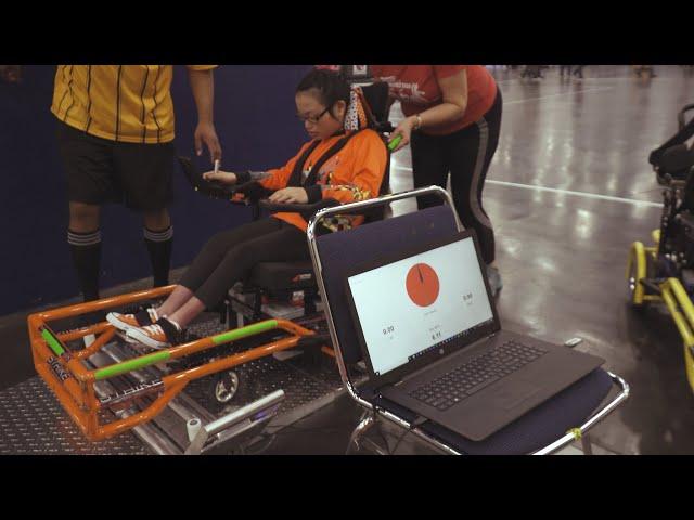 Dynamo donate equipment to Houston Fireballs