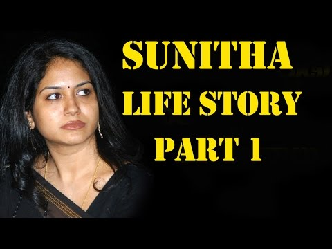 Sunitha Husband and Life Secrets