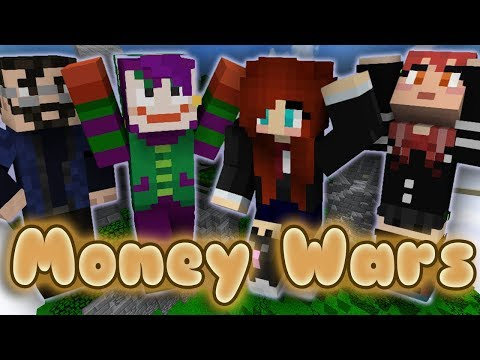WHY IS THERE NO TIME LIMIT?! - Minecraft Money Wars