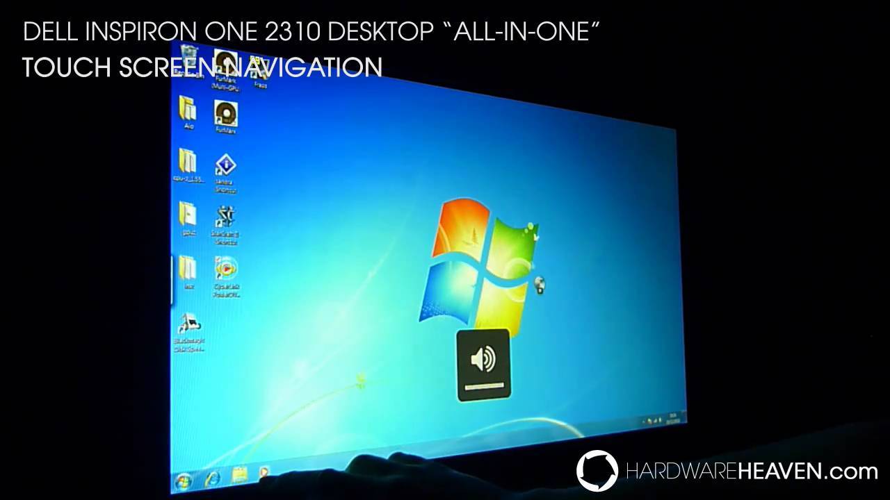 dell inspiron one 2310 drivers