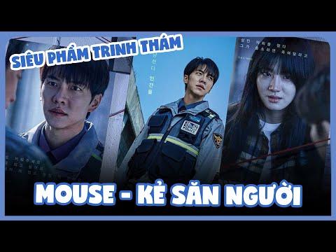 3 LÍ DO NHẤT ĐỊNH PHẢI XEM SIÊU PHẨM TRINH THÁM MOUSE - KẺ SĂN NGƯỜI | Lee Seung Gi | Ten Asia