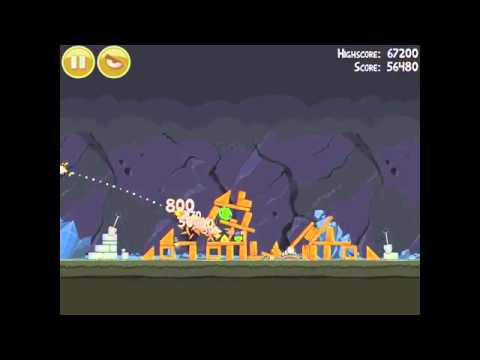 Angry Birds Mine And Dine Level 16-8