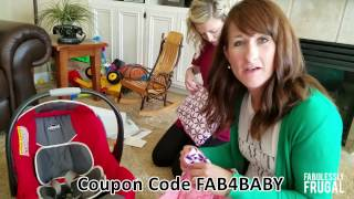 Free Carseat Canopy Review and Coupon Code