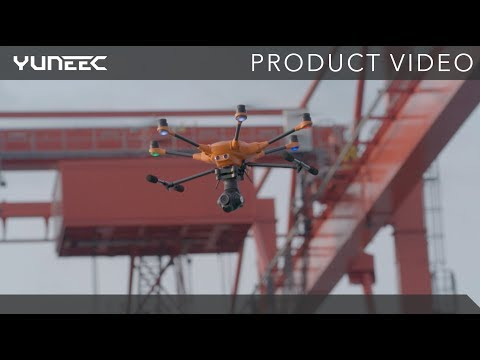 YUNEEC H520 Hexacopter, long version