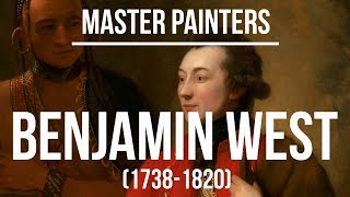 Benjamin West (1738-1820) A collection of paintings 4K Ultra HD