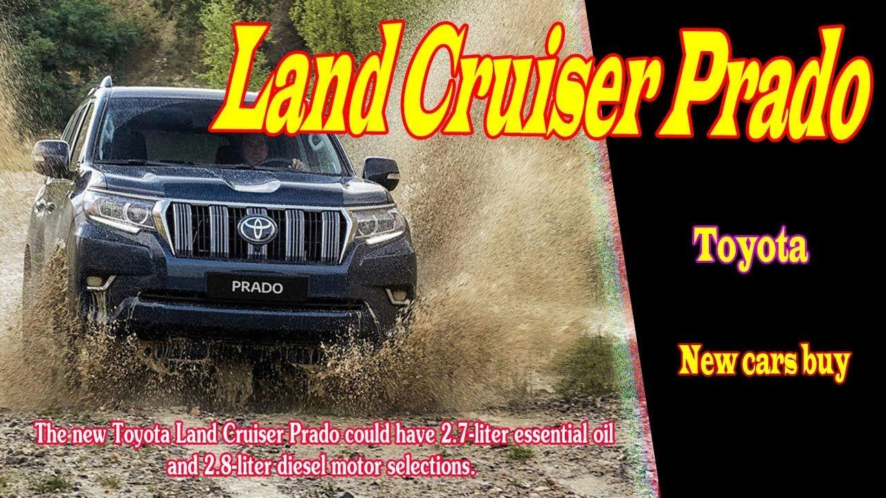 Toyota Land Cruiser Prado 120 Series 4.0 л249 л.с. 2006г.в - YouTube