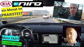 KIA e-niro 64kWh: FAZIT nach einem Monat | Praxistest | nextmove