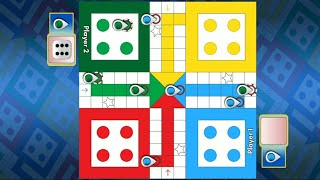 Download Ludo game in 2 player in Indian game | Ludo Download | Ludo King Gameplay #112