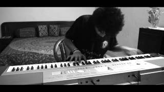 Above & Beyond ft. Alex Vargas - Blue Sky Action (Hasit Nanda Piano Cover)