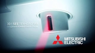 Mitsubishi Electric серия MSZ-FH Делюкс инвертор   2
