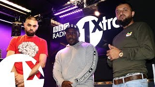 Pak-Man & Shaker - Voice Of The Streets Freestyle W/ Kenny Allstar on 1Xtra