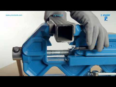 Quick IRONGATOR engineer's vice with quick moving system - 721Q/6