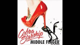 Cobra Starship feat. Mac Miller - Middle Finger | Sped Up