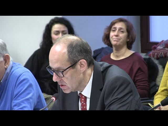 Ramón Silva denuncia que no se hace nada para que se cumpla el Acuerdo de Policía Municipal