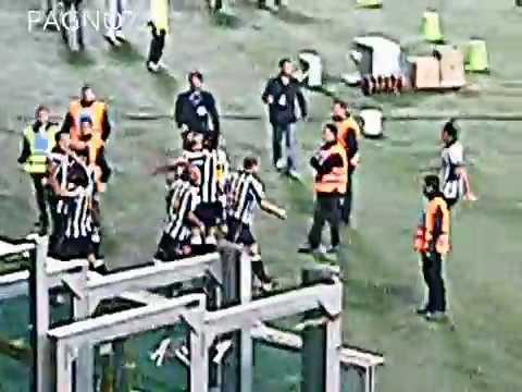 JUVENTUS Vs Cagliari   Goal Krasic 1-0   HDR
