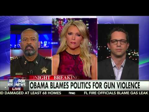 Sheriff Clarke Suggests What