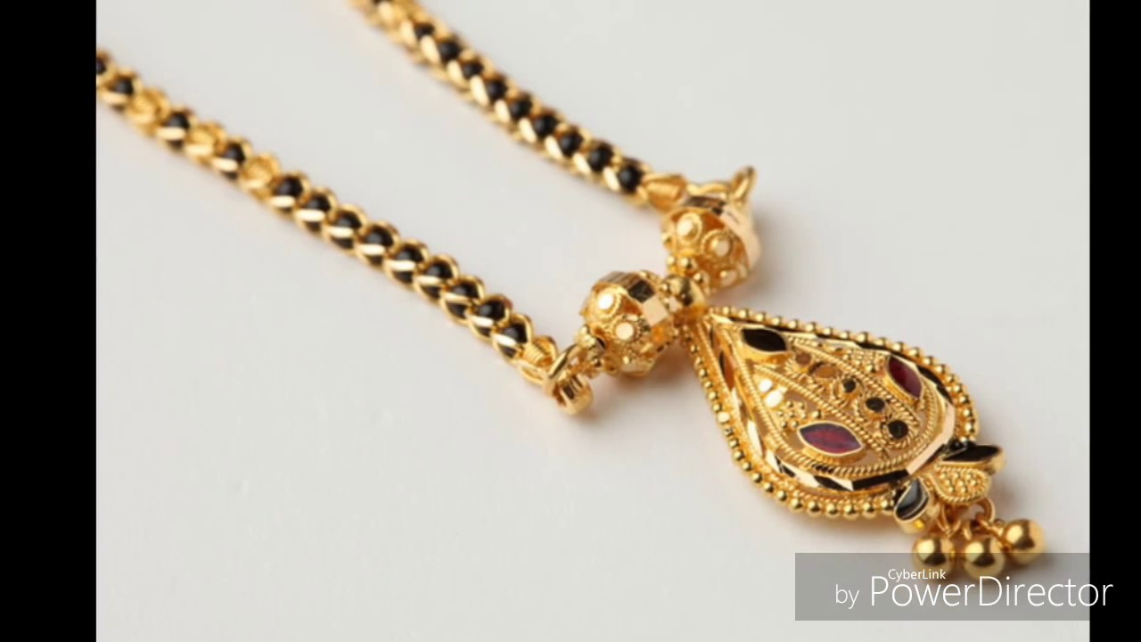 Latest mangalsutra designs#gold mangalsutra designs#diamond ...