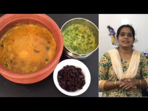 இன்றைய சமையல்/ Chettinadu Kara Kuzhambu/Palak Keerai Kootu/Beetroot Pepper Curry/Indraya Samayal