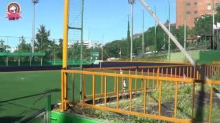 여자야구선수(성동구리틀야구단 박민서 홈런) women/female/girl baseball player(little league homerun, softball)