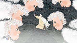 Представьте себе   Еврейская сказка   Predstavte sebe   советские мультфильмы   Russian Stories