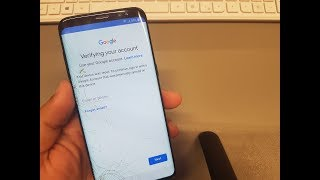 BOOM!!!Samsung S8 SM-G950F Android 8 Binary 3.Remove Google Account Bypass FRP.Without box.